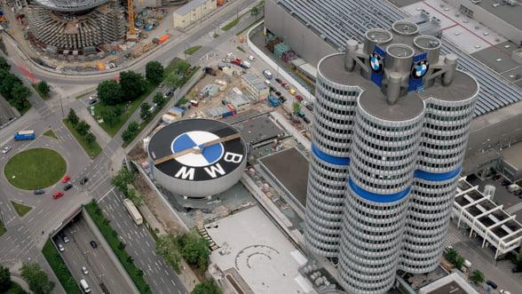 BMW: Profit peste asteptari, dar sub rezultatele din 2011