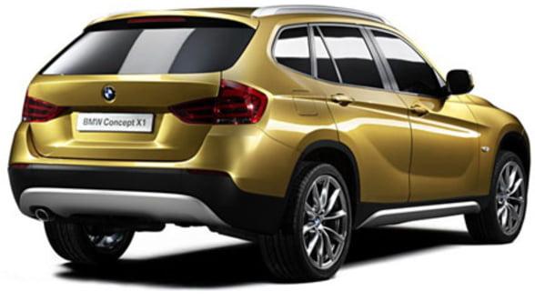 BMW: crestere de 90% a vanzarilor pentru X1 in Romania