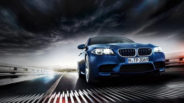 BMW, lider al pietei auto de lux pentru al zecelea an la rand