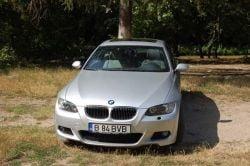 BMW 335i Coupe, eleganta desavarsita