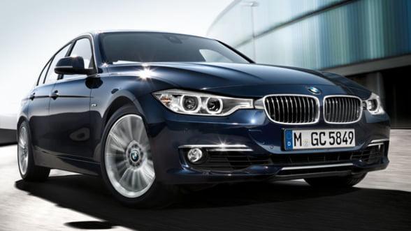 """BMW Seria 3: Noul tau """"must have"""" in 2012"""