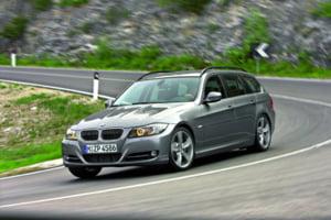 BMW Seria 3 facelift: primele fotografii