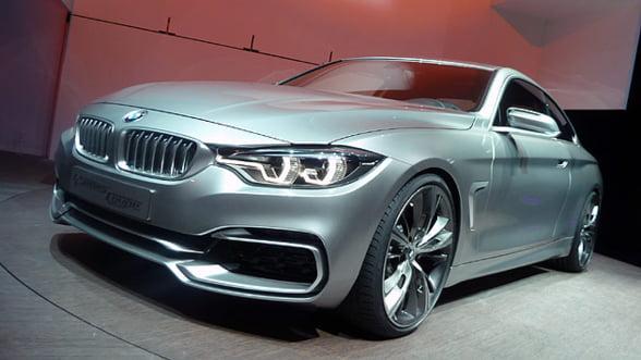 BMW Seria 4 Coupe Concept: Trebuie s-o faci a ta!