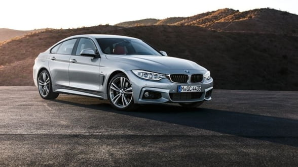 BMW Seria 4 Gran Coupe - patru usi, niciun compromis