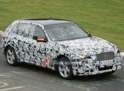 BMW X1, primele poze spion