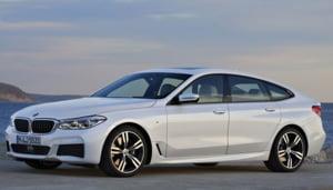 BMW a prezentat primele imagini cu noul Seria 6 Gran Turismo