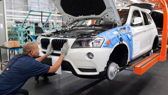 BMW a produs modelul cu numarul 2,5 milioane in SUA