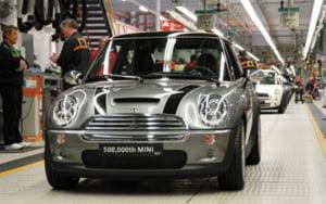 BMW concediaza 850 de angajati de la Mini