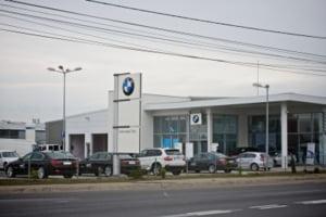 BMW cu showroom si service la Sibiu