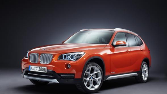BMW la puterea X1: Fa-i un loc in garajul tau