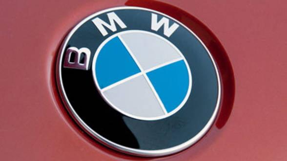 BMW raporteaza vanzari si profit in scadere in primul trimestru, dar peste estimarile analistilor