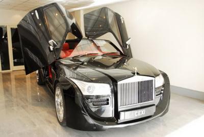 Rolls-Royce anunta cele mai mari vanzari din istoria sa