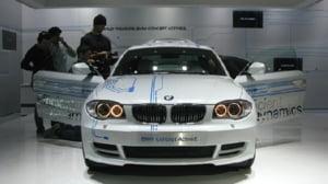 BMW va lansa doua masini electrice, in 2013