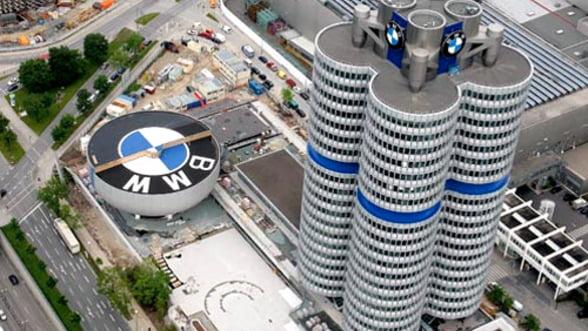 BMW vrea despagubiri de la PSA Peugeot Citroen pentru intreruperea colaborarii