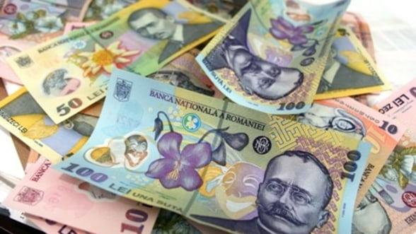 BNR: Depozitele bancare au crescut in februarie