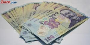 BNR: Depozitele in lei ale gospodariilor populatiei au crescut in aprilie cu 3,4% fata de martie, la 137,98 miliarde lei