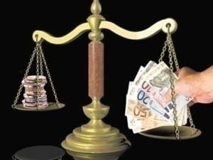 BNR: Guvernul a negociat cu FMI un deficit bugetar de 4,6% din PIB