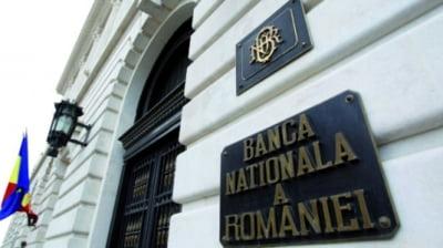 BNR a injectat in piata 1,143 miliarde lei