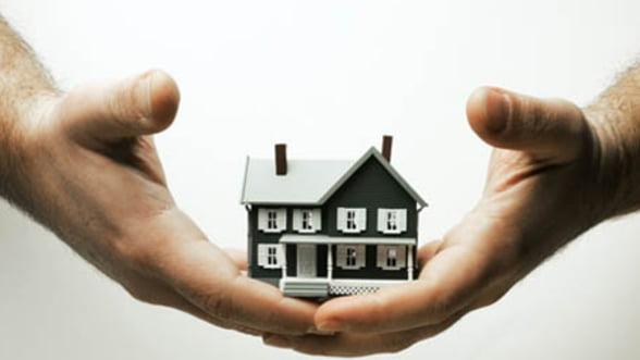 BNR: Programul Prima Casa a inlocuit aproape integral creditul pentru locuinta