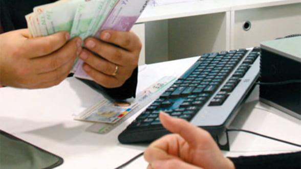 BNR: Restantele la credite au crescut in iulie cu 6,5%