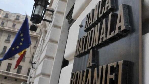 BNR: Rezervele valutare au scazut la 31,467 miliarde euro, in noiembrie
