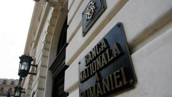 BNR: Sumele refuzate la plata de banci au scazut cu 35% in martie