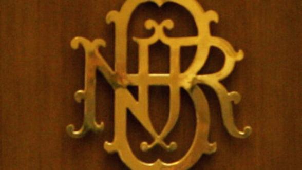 BNR a imprumutat luni opt banci cu 4,6 miliarde euro