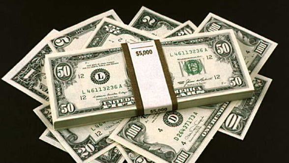 BNR a imprumutat patru banci cu 1,465 miliarde euro