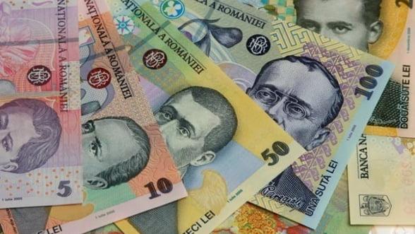 BNR a imprumutat patru banci cu 366 milioane lei, prin repo