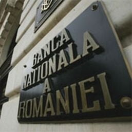 BNR a intervenit in piata cu 4,5 miliarde de euro