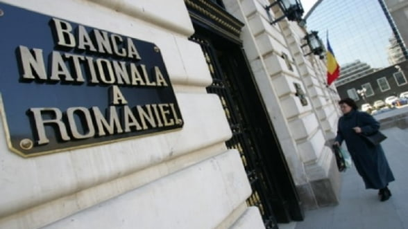 BNR a redus dobanda de politica monetara la un nou minim istoric