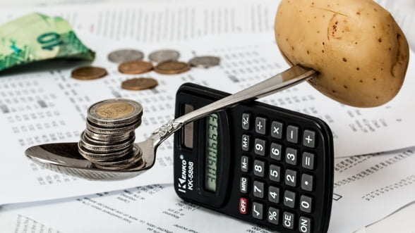 BNR a scazut prognoza de inflatie la 3,8% pentru 2019