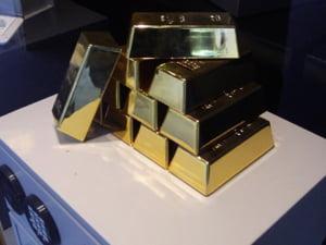 BNR anunta ce rezerve valutare si cate tone de aur are Romania