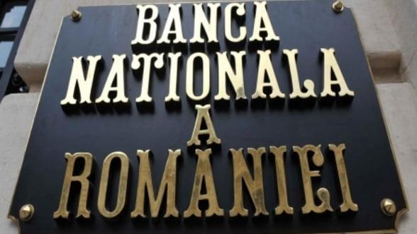 BNR continua consolidarea stabilitatii financiare