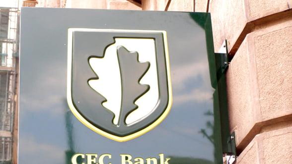BNR da unda verde CEC Bank pentru aplicarea noilor norme de creditare