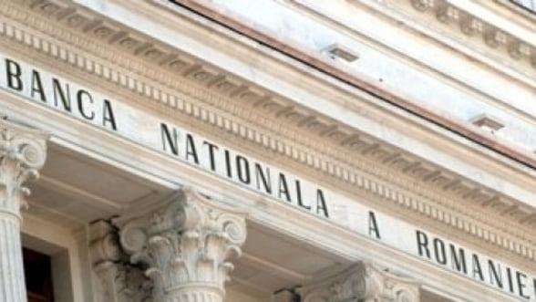 BNR nu mai limiteaza imprumuturile catre banci, dupa 21 de saptamani