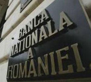 BNR scade RMO la valuta cu scadenta sub doi ani