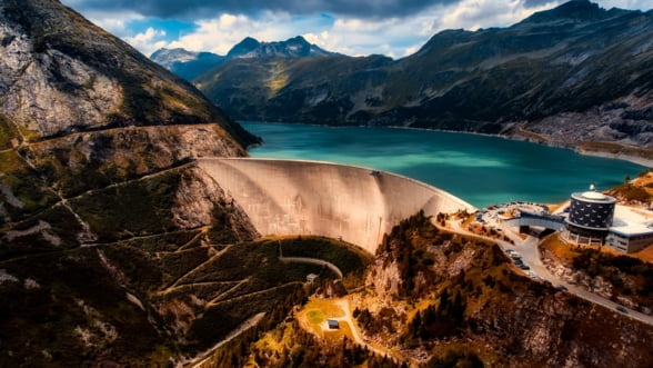 BP: Productia de energie hidro a Romaniei a crescut cu 21,2% anul trecut