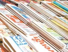 BRAT: Tirajele ziarelor romanesti, in scadere in primul trimestru din 2013
