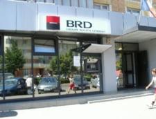 BRD: 6 milioane lei, media lunara a facturilor platite in 2011