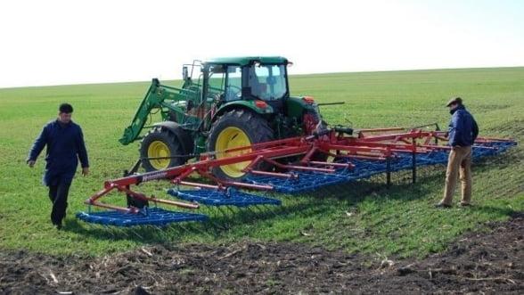 BRD: Fermierii pot obtine in avans pana la 90% din subventia pe suprafata