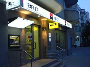 BRD, amendata cu 5 milioane de euro