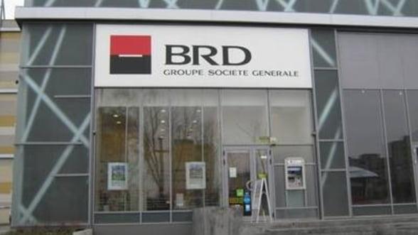 BRD Group Societe Generale a incheiat 2012 cu pierderi pe toate fronturile