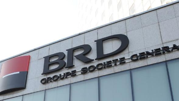 BRD a fost mandatata de BERD ca banca custode pentru Romania