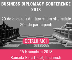 BUSINESS DIPLOMACY CONFERENCE 2018