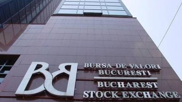 BVB: Cinci indici in scadere la deschiderea sedintei