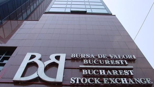 BVB: Un deal cu titluri OMV Petrom a asigurat joi 41% din lichiditate