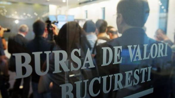 BVB a deschis sedinta de luni in crestere usoara