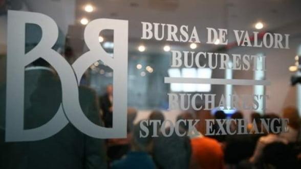 BVB a inchis sedinta de miercuri pe rosu