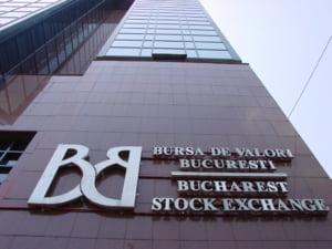 BVB deschide sedinta de vineri pe rosu